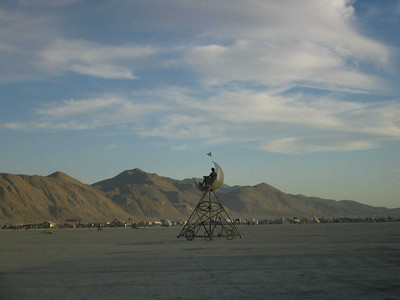 Art at Burning Man 2003