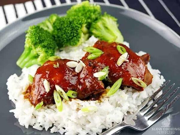 Teriyaki Chicken
