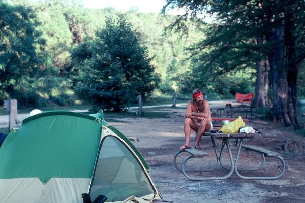 1981.06 Camping River Road