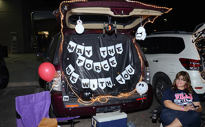 BAND TRUNK OR TREAT OCTOBER 16 2015