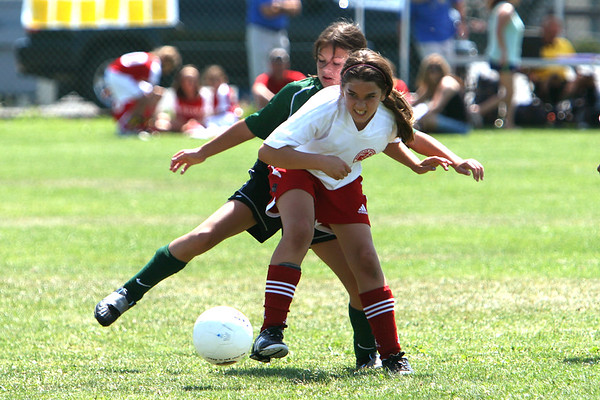 2008 Santa Clara Rotary Cup - PYSL Roseville Fury  L(0-2)