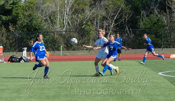 150923 SWOCC Women Soccer vs Clark