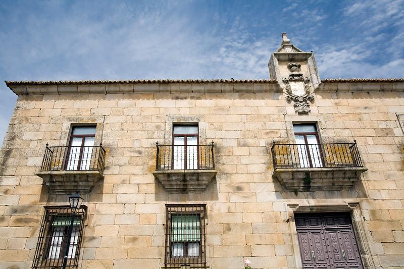 Bravo Palace, Brozas, Caceres, Spain