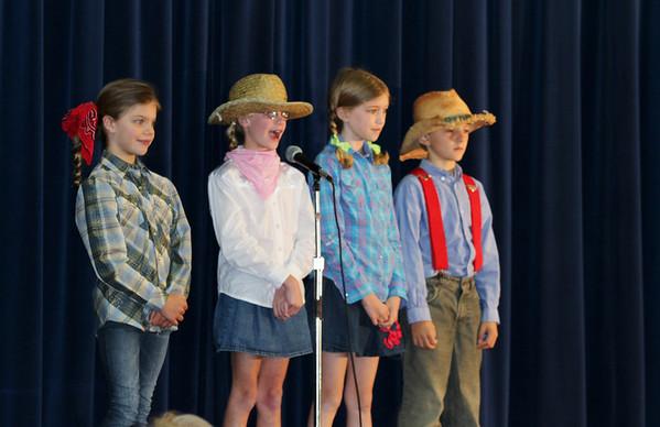2011-11-11 St. Andrews 3rd Grade Play