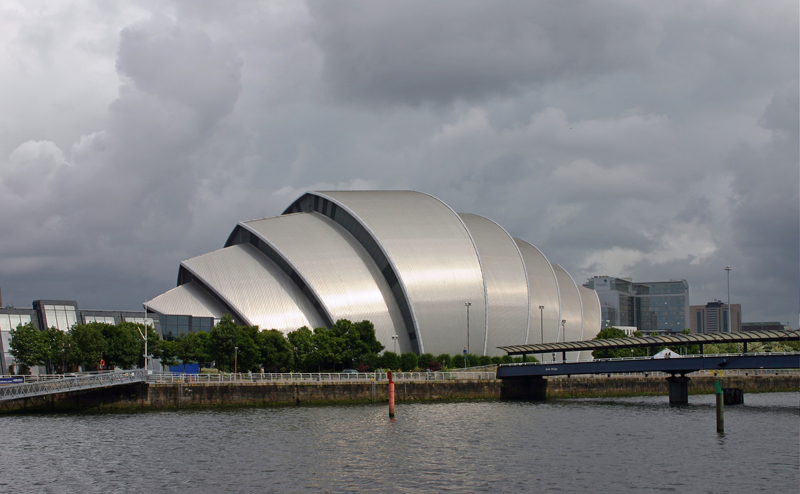 Clyde Auditorium (Armadillo), Glasgow