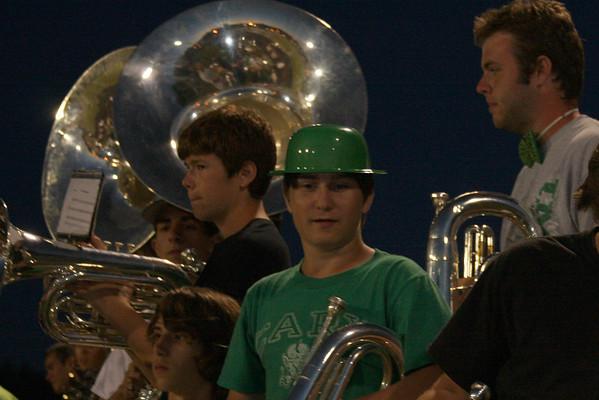 2010-09-10: Cary vs Fuquay Pep Band