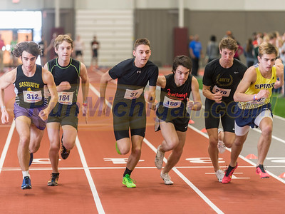 MITS 2016 - Men's 800 M Run
