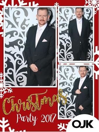 OJK Christmas party 15.12.17