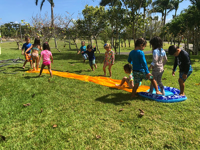 2018 PPK Water Play (End of Year Activity)