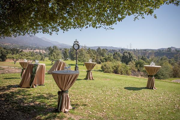 San Dimas Canyon Fall Bridal show