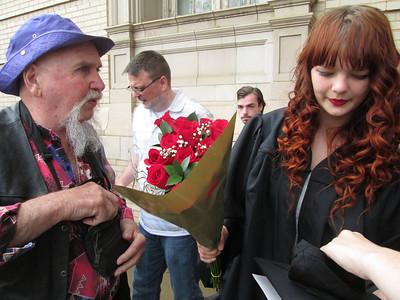 5.17.2014 Anna Graduates!