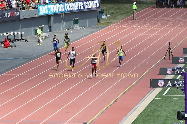 2017 AAU Jr Olympics_200m Finals