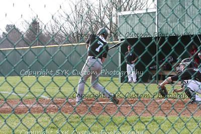 WBHS Baseball at Alliance