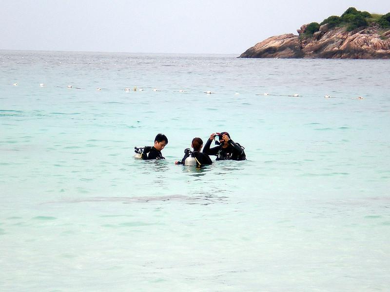 [20080515] Will & Bee Scuba Diving @ Redang (23).JPG