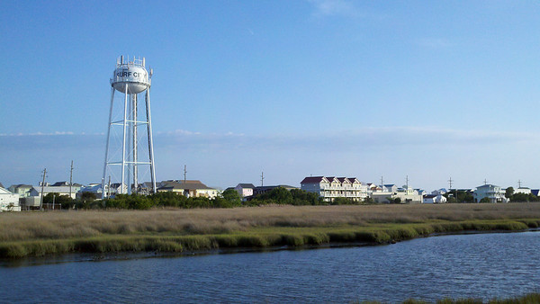 Williamsburg and Topsail Island