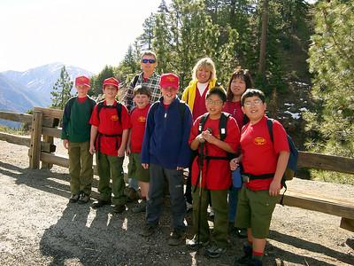 3/10/2002 - High Adventure Hike @ Vincent Gap)