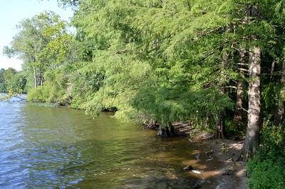 Central IL - Lake Springfield-Lincoln Memorial Garden-Washington Park