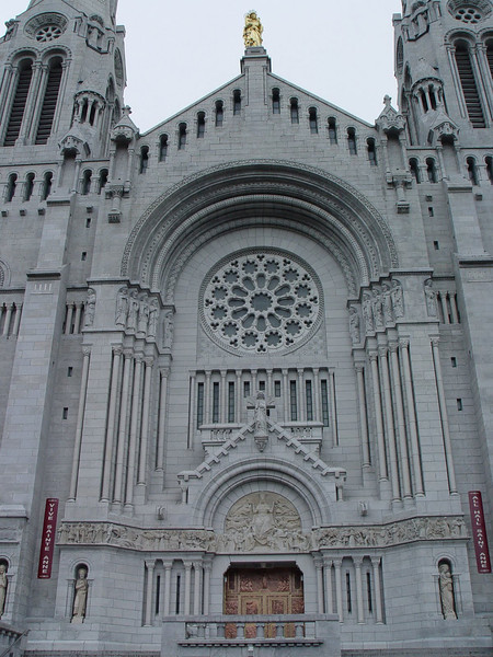 Basilica of Sainte-Anne-de-Beaupré