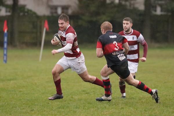 Dundee High Rugby v Club 1st XV