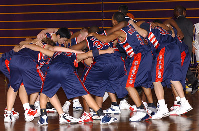 DHS Varsity Boys Basketball - 12-13-05