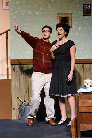 2012 KHS Fall Play