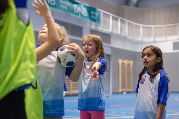 Rema1000 Håndballskolen 29 sep 2018