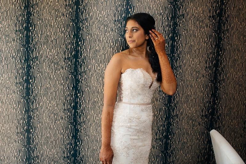 LeCapeWeddings Chicago Photographer - Renu and Ryan - Hilton Oakbrook Hills Indian Wedding -  157.jpg
