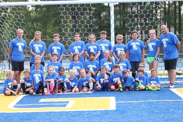 2019 Soccer Camp