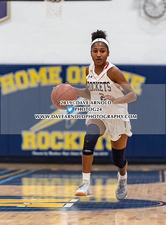 1/15/2019 - Girls Varsity Basketball - Wellesley vs Needham
