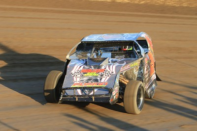 UMP Nationals, Eldora Speedway, Rossburg, OH, October 7, 2011