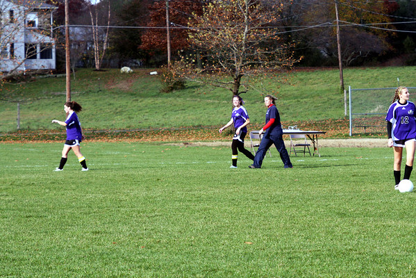 BVT Girls Varsity Soccer Voc Tech Final