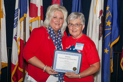 999 Auxiliary Member Awards