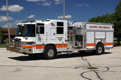 Allouez Fire Department