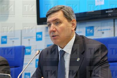 21.02.2018 - П-к о 5-й Международной конференции ITS Forum-Kazan (Султан Исхаков)