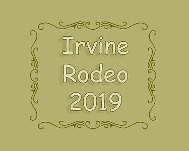 Irvine Rodeo 2019