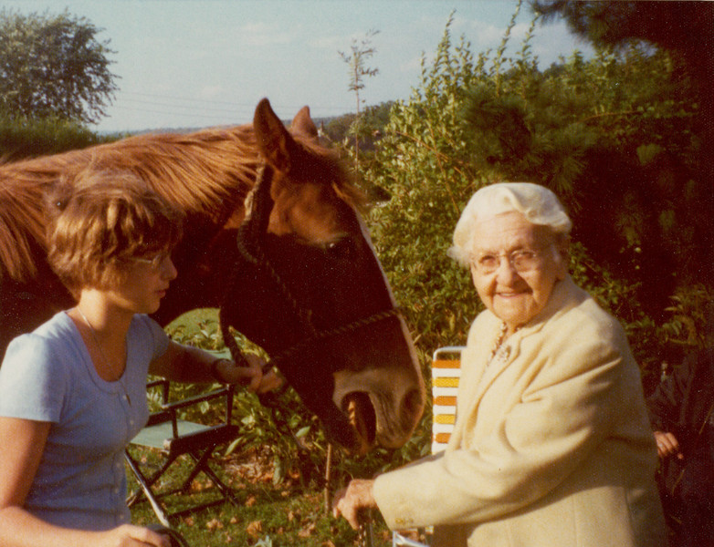 1975 Amy and Grandma Sweeney.jpg