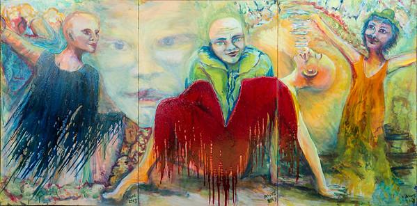 Aloys Staps Art in Tilburg (2013)