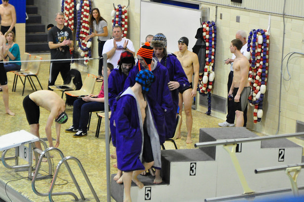 2013 District Swim/Dive