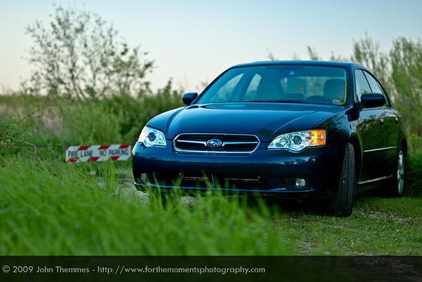 Subaru Legacy Shoot