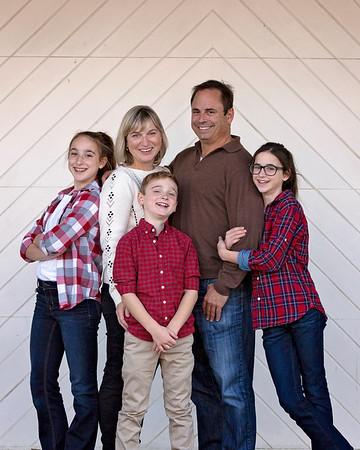 Shanley Family 2019