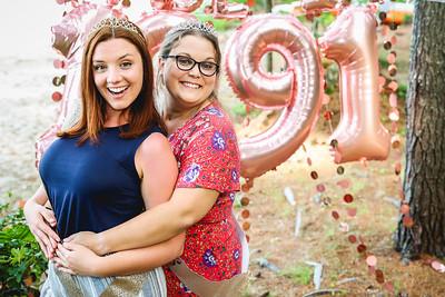 Grace & Allie's 30th Birthday