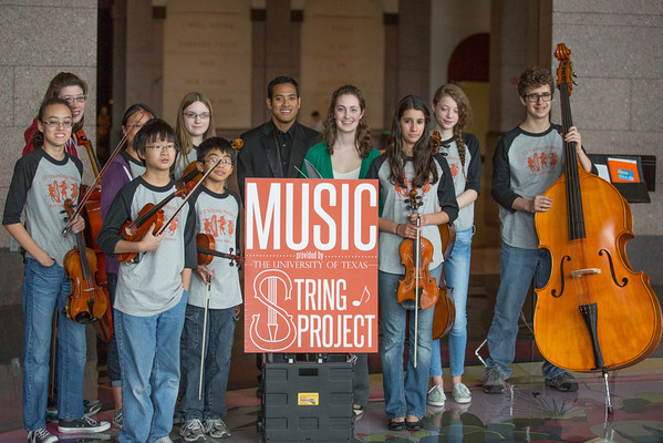 UT String Project