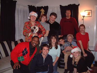 20051225 Christmas at The Thomas Resident