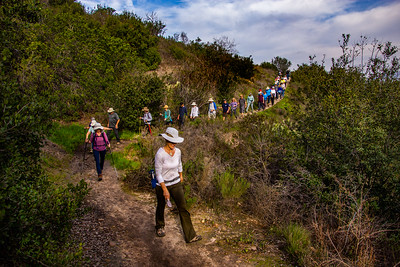 Hike - Rancho Mission Canyon - Jan 30, 2019