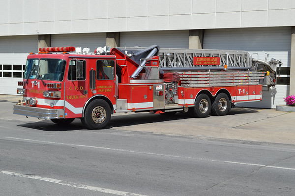 Company 1 - City of Cumberland Fire Department