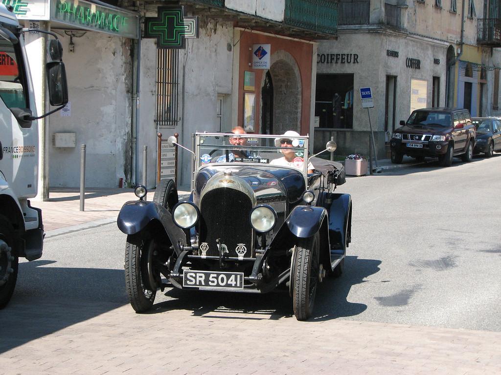 Pre war Bentley