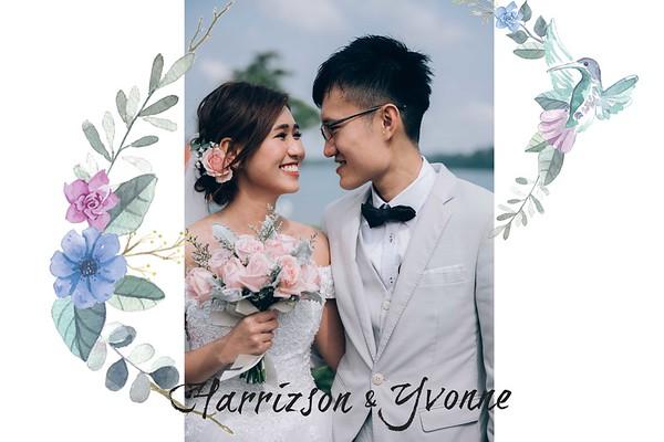 Harrizson & Yvonne