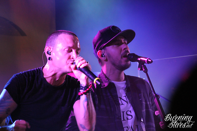 Linkin Park @ Sunset Strip Music Festival (Hollywood, CA); 8/03/13