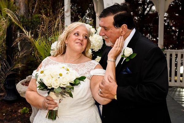 Janet & Pete wedding