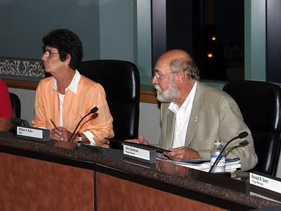 2005-10-03 Board Meeting